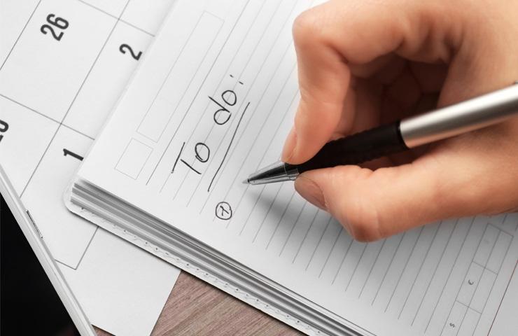 Efektywna organizacja pracy i osiąganie celów